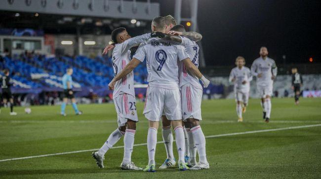 Atalanta akan menghadapi tim tersukses di Liga Champions, Real Madrid pada leg pertama babak 16 besar.