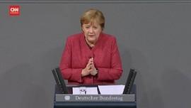 VIDEO: Angela Merkel Harap Warga Menahan Diri Saat Natal