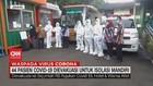 VIDEO: 44 Pasien Covid-19 Dievakuasi untuk Isolasi Mandiri