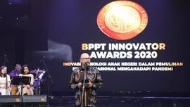 BPPT Umumkan Pemenang Innovator Awards 2020
