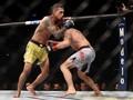 Adu Jidat Oliveira vs Chandler di Faceoff UFC 262