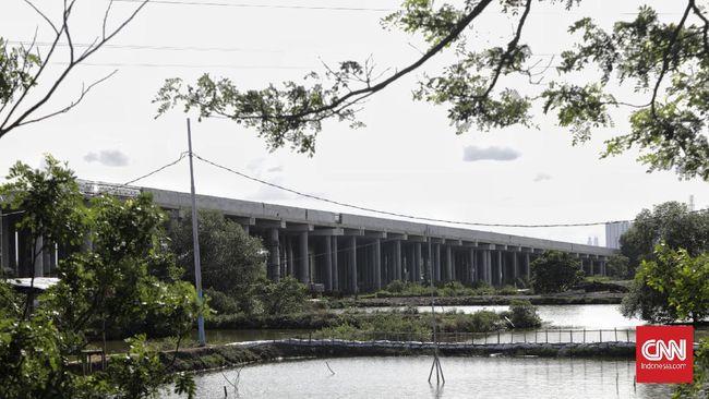 Ruas tol Cibitung-Cilincing Seksi 1 Segmen Junction Cibitung-Interchange Telaga Asih beroperasi tanpa tarif mulai 31 Juli 2021 hingga 7 Agustus 2021.
