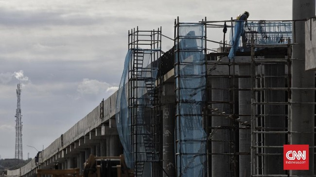 Jalan Tol Cibitung-Cilincing (JTCC) Seksi 1 akan mulai beroperasi pada semester I 2021. Kini pembangunannya sudah mencapai 78 persen.