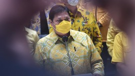 Airlangga Bertemu Prabowo, Golkar Klaim Hanya Silaturahmi