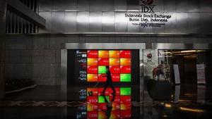 BEI Setop Sementara Perdagangan Saham Perusahaan Erick Thohir