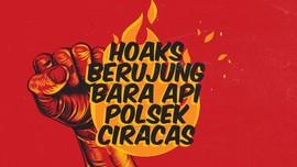 INFOGRAFIS: Hoaks Prada MI Berujung Bara Polsek Ciracas