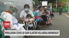 VIDEO: Penularan Covid-19 Dari Klaster Keluarga Meningkat