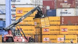 Neraca Dagang RI Surplus US$2,61 Miliar per November 2020