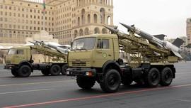 FOTO: Parade Militer Kemenangan Azerbaijan dari Armenia