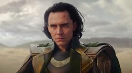 Tom Hiddleston Selalu Kabur di Trailer Perdana Serial Loki