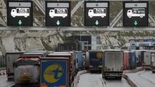Krisis Rantai Pasok, UK Tawarkan 10 Ribu Visa Kerja Sementara