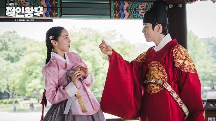 Drama Korea Mr. Queen