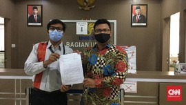 Unnes Cabut Skorsing Mahasiswa Pelapor Rektor ke KPK