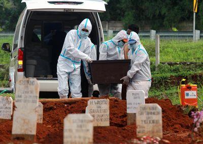 Waduh! Rekor Angka Kematian Covid19 di Tengah Faskes Sulit Diakses