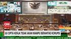 VIDEO: UU Cipta Kerja Tidak Akan Mampu Berantas Korupsi
