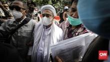 Sidang Perkara RS Ummi-Rizieq Shihab Dilanjutkan Pekan Depan
