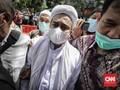 Tuntutan Jaksa ke Rizieq: 2 Tahun Bui, Larangan Gabung Ormas