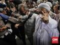 Jaksa Sebut Status Imam Besar Rizieq Hanya Isapan Jempol