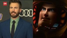 VIDEO: Chris Evans Perankan Buzz Lightyear di Film Terbaru
