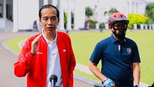 Jokowi soal 6 Laskar FPI Tewas: Jika Perlu, Ada Komnas HAM