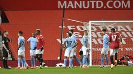 Piala Liga: Man City Masih Dilanda Covid-19, MU di Atas Angin