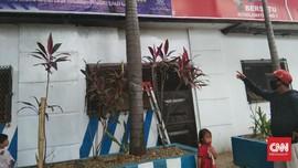 Polda Sulsel Buru Perusak Pos Polisi Makassar dan Gowa