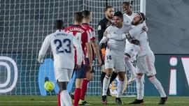 2 Syarat Real Madrid Juara Liga Spanyol