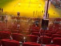 VIDEO: Ahli Teliti Penyebaran Percikan Air Liur di Stadion