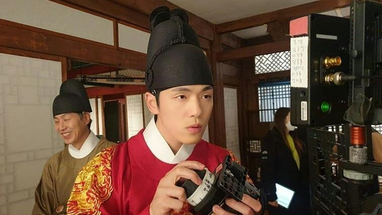 Behind The Scene DraKor 'Mr Queen', yang Siap Tandingi 'Start Up'