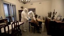 Jumlah Kematian Akibat Virus Corona di Italia Capai 85 Ribu