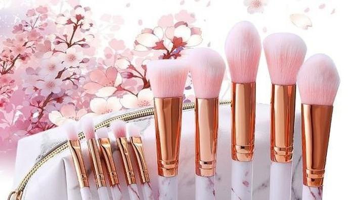 Gak Usah Ribet, Cukup Punya 5 Brush Makeup Ini Dijamin Bikin Riasanmu Sempurna