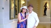 <p>Pasangan ini sering jalan-jalan bersama. Foto-fotonya mesra, Bunda. (Foto: Instagram _veronicaperdana)</p>