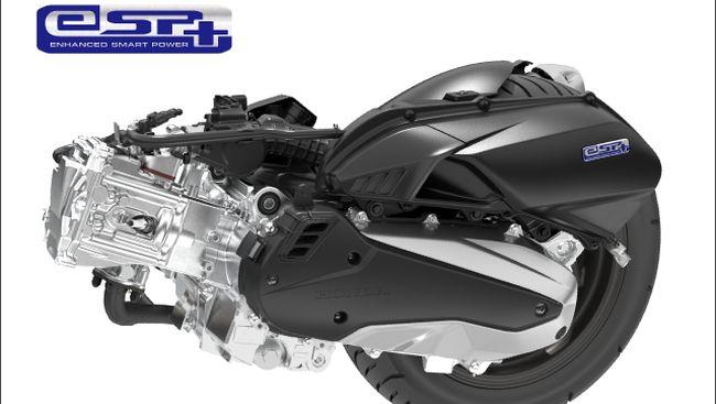 Kabar ini datang dari Thailand yang menjelaskan kemungkinan mesin eSP+ 156 cc milik PCX160 akan digunakan pada Click, nama lain Vario.