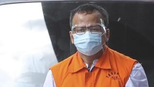 Edhy Prabowo Mohon ke Menkumham Diizinkan Bertemu keluarga