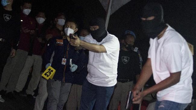 Tiga Polisi Diduga Penembak Laskar FPI Dicopot Jabatan