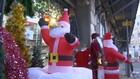 VIDEO: Peringatan Natal di Bethlehem Dibatasi Karena Covid-19