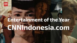 VIDEO: Entertainment of the Year 2020 CNNIndonesia.com