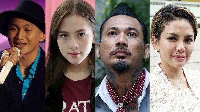 Berikut lima selebritas Indonesia paling kontroversial di 2020 seperti dihimpun dari CNNIndonesia.com.