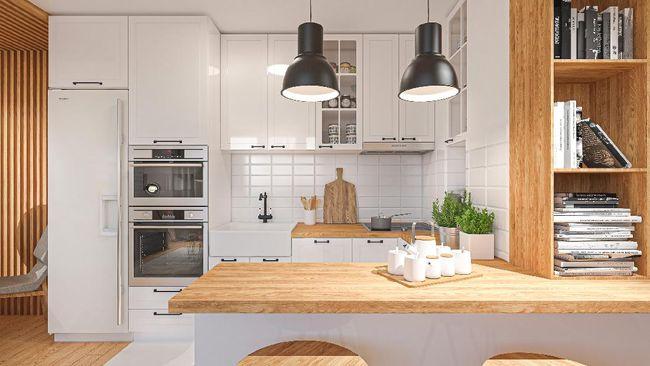 Dapur bisa jadi sumber kebahagiaan sekaligus sumber stres. Berikut alasan dapur bisa memicu stres.