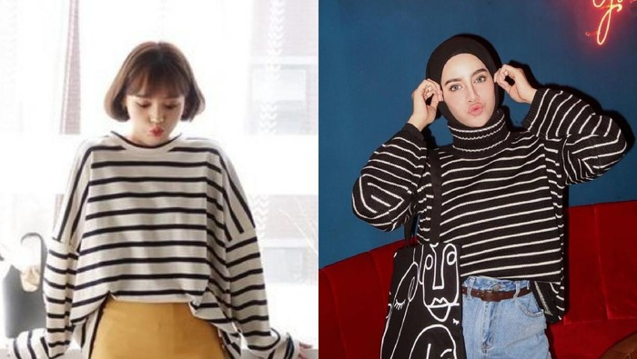 7 Item Fashion ala Korea untuk Hijabers Makin Stylish