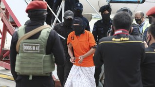 Terduga Teroris Makassar Eks FPI Akui Baiat ke ISIS