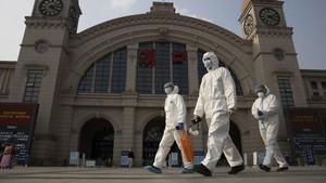 China Copot 20 Pejabat karena Lalai Atasi Penyebaran Covid