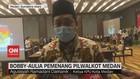 VIDEO: Bobby-Aulia Pemenang Pilwalkot Medan