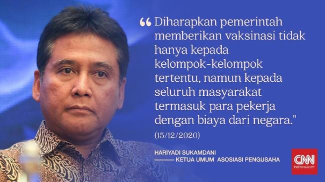 Presiden RI Jokowi memutuskan vaksin corona gratis sepenuhnya usai polemik yang terjadi di masyarakat mengenai vaksinasi mandiri atau berbayar.