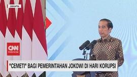 VIDEO: 'Cemeti' Bagi Pemerintahan Jokowi di Hari Korupsi