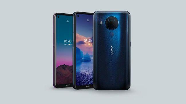 Nokia 5.4 akan diluncurkan di Eropa setelah Natal, ponsel menengah ini merupakan penerus 5.3.