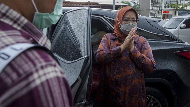 Satgas Covid Kabupaten Bogor menyatakan belum ada temuan klaster dari kegiatan Rizieq di Megamendung, hanya tercatat satu positif lalu ditelusuri ada dua lagi.