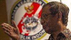 Mahfud MD Tanggapi Soal Kritik Jokowi, Singgung Keluarga JK