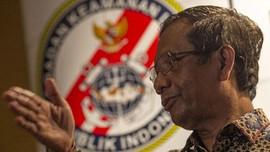 Mahfud MD: Ada Kelompok Tidak Murni, Manfaatkan Situasi Covid