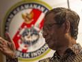 Mahfud MD Respons Desakan TWK KPK: Biar Pak Jokowi yang Jawab